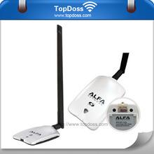 alfa 036nhr 802.11g high power wireless usb adapter 5dBi 2.4GHz wifi Antenna
