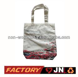 Art Bag Cotton Canvas Tote Bag For Shopping cotton fabric bag,Cotton Bag