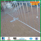 Crowd Control Barrier For Outdoor events/ Temporary Barrier Fence/ Metal Construction Barrier