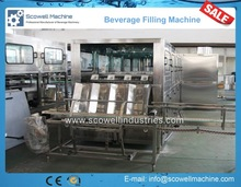 A quality PET bottle 5 gallon water filling machines