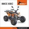 EEC road legal kids 50cc ATV