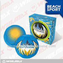 2014 Winmax brand hot sell neoprene splash inflatable custom beach ball
