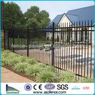 steel fence panels /steel garden fence professional supplier(manufacturer ISO9001 )