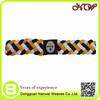 High Elastic Braid Headband Yoga Headwrap With Silicon