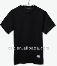 80% cotton 20% polyester t-shirts/100% cotton tee shirt/ plain color t-shirts