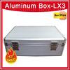 aluminum sample carry case,hard aluminum tool case, carry-on aluminum case