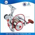 de alta potência alta qualidade spinning reels carretilhas de pesca fabricados na china oem