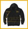 Cheap Factory Price Clothing Fleece Zipper Hooded Jacket (OEM) Cusom Thick Fleece Zipper Hooded Jacket