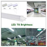 China Manufacturer Offer 1200mm 18W SMD2835 T8 Led Tube Light
