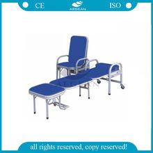 AG-AC002 Accompanying Medical Sleeping folding metal chair design