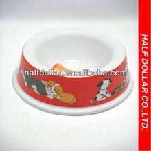 Melamine Pet Bowl, Melamine Dog Food Bowl, Melamine Cat Bowl