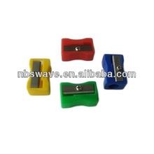 Multicolor Plastic Pencil Sharpeners