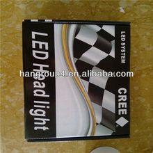 H4 conversion kit citroen c4 led headlight