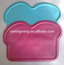 2014 hot sale rubber pet mat