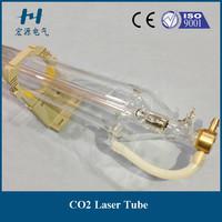 glass head CO2 laser tube 100w