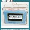 waterproof zipper clear pvc plastic packaging bag for blanket