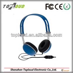 Toploud hot selling fashionable cheap high quality power king headphones&small headphone speaker&headphone driver