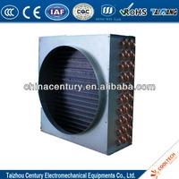 single fan QC Series Model QC-84 cold room freezer room freezer storage heat exchanger evaporative Condenser