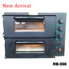 Patented self lock system bakery ovens, pizza oven by china manufacturer