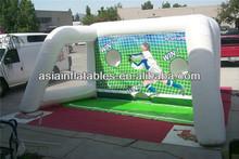 Training Inflatable Portable Soccer Goal/Inflatable Football Goal