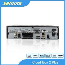 Cloud Ibox2 Plus Tv Decoder Cloud Ibox 2 / Cloud Ibox II Plus / Cloud Ibox 3 Enigma2 Linux Digital Satellite Receiver