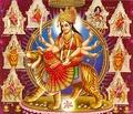suspensão de parede decorativo lenticular 3d deus indiano com animal imagem imagem