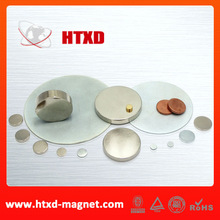 Top Quality Neodymium Magnet high power magnetic disk for sale