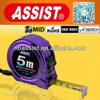 2014 diamond plastic tape measure ,tape measuring