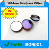 1064nm Interference Optical Narrow Band pass Infrared Filters are used IR Thermal Imaging & Thermal Sensing, IR Camera