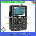 2014 localizador de satélite Trimax WS-6906 DVB-S FTA Digital Satellite Finder medidor WS6906