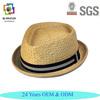 Wholesale mini straw hats farmers straw hats