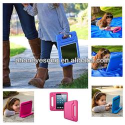 Soft EVA Foam Kids Child Proof Kickstand Case Cover for iPad 2 3 4