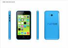 original unlocked ultraslim w9002 smart phone g5 android 4.22 MTK6592W