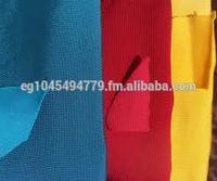 Bengaline stretch lycra/spandex cotton/polyester