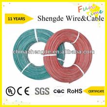 AWM3512 silicon rubber ul insulated wire