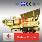 2014 energy saving mobile crusher /mobile crusher plant /mobile jaw crusher