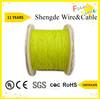 silicone rubber insulated fiber glass wire