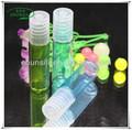 20ml pet vazias de plástico frasco de desodorante roll on sucata de plástico para o líquido