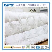 luxurious baffled white machine washable down comforter