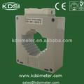 Kdsi la distribución de corriente del transformador toroidal, solo del transformador toroidal
