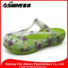 Good quanlity EVA cheap clolorful clogs for women made in China garden clogs