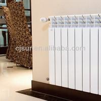 Bathroom flat design aluminum die casting heat sink