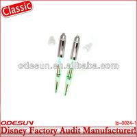 Disney factory audit manufacturer's slogan ball pen142234