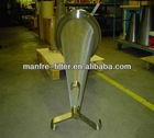 Manfre produce Stainless Steel Cone Mesh Filter