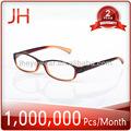 2014 nuevo gafas de lectura, barato y bueno calidad, impresión de insignia