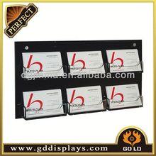 top grade acrylic tray holder display,tiny clear acrylic memo holder display stand / acrylic rack