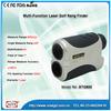 6*24 600m golf laser slope finder and optics laser range finder scope