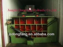Hot sale auto hydraulic scrap metal press Y81F-250A