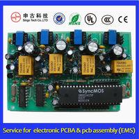 custom pcb assembly, Electronics pcba supplier, pcba manufacturer