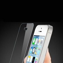 for iphone5c tempered glass screen protector with retail package